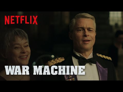 War Machine | Clip [HD] | Netflix thumbnail