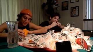 dual doritos loco taco challenge video
