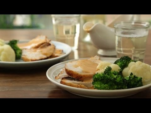 How To Make Oven Roasted Turkey Breast | Turkey Recipes | Allrecipes.com