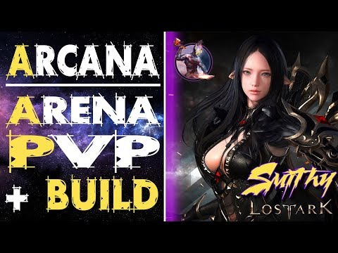 ⚔️ Arcana PVP - 1v3 Dirty Fight - Lost Ark Online [RU]