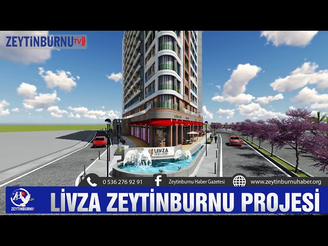 Livza Zeytinburnu görücüye çıktı
