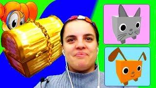 БолтушкА ВеселушкА И ОЧЕНЬ Милые ЗВЕРЮШКИ В РОБЛОКС Pet Simulator! #82 ИГРЫ и Прохождения для ДЕТЕЙ