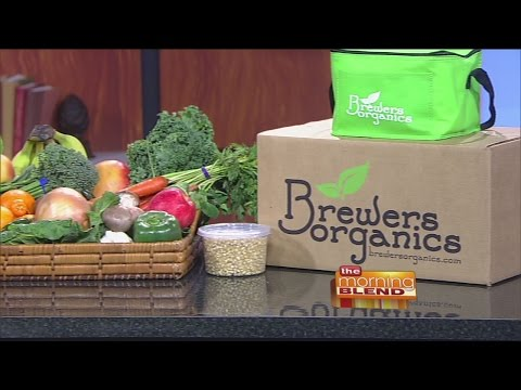 Fresh Produce Right at Your Door