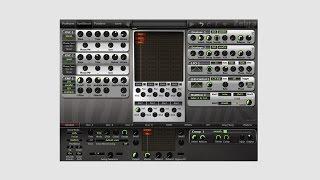 u-he Zebra2 Modular Synthesizer Plug-in Demo by Sweetwater