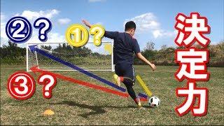 【サッカー】GKが最も防ぎにくいシュートコースとは?得点の確率を上げるために【タニラダーアドバンスドDVD】 thumbnail