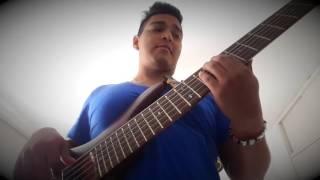 Todo tiene su hora - JLG (Cover bass)