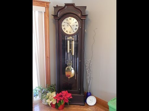 So you have a grandfather clock and it is having problems, Rochester Minnesota