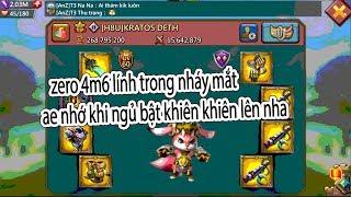 guild AnZ zero 4m6 lính trong game lords mobile