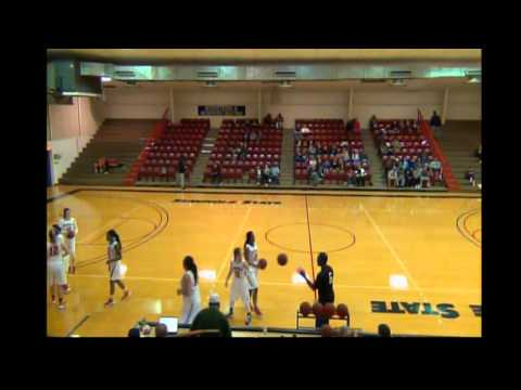 Seminole State College Belles Basketball vs Connors State College