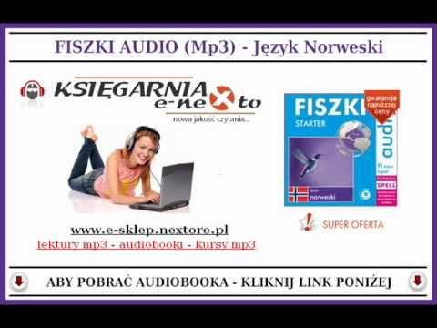 JĘZYK NORWESKI - FISZKI AUDIO (Mp3) - Pobierz Fiszki do Nauki Norweskiego.