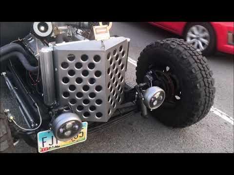 Great VW Ratrod