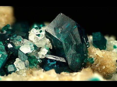 Как растут кристаллы в природе