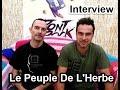 """Capture de la vidéo Interview - Le Peuple De L'herbe: """"2000 Km Par Week End"""" - Morganbouchet.com"""