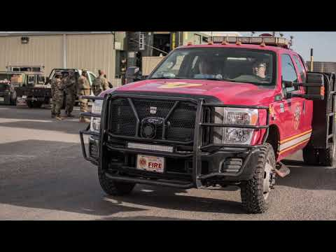 Northwest Oklahoma Rhea Fire