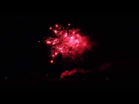 Fireworks at Mortimer Family Farms!