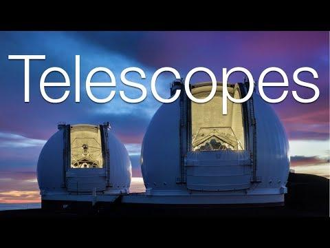 Telescopes In Astronomy