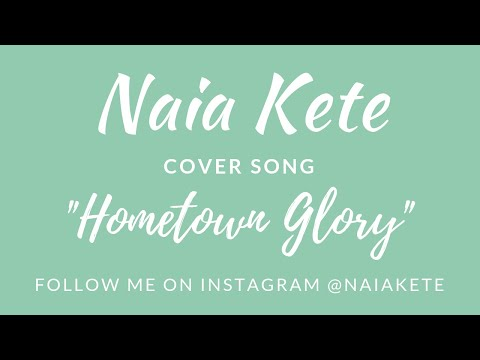 Adele-Hometown Glory-Naia Kete of SayReal Cover