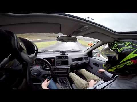 Drift Day Nürburgring With FORD SIERRA | BLAM RACER