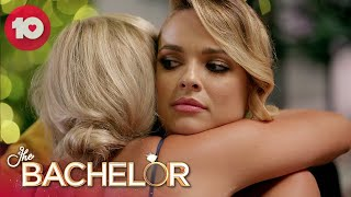 Elly Gives Abbie Her Date Card | The Bachelor Australia