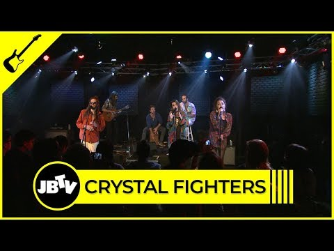 Crystal Fighters - Follow (Acoustic) LIVE @ JBTV