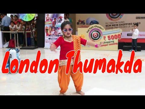 Sadi Gali   London Thumakda   Banno   Cute Girl Dance Performance   Step2Step Dance Studio
