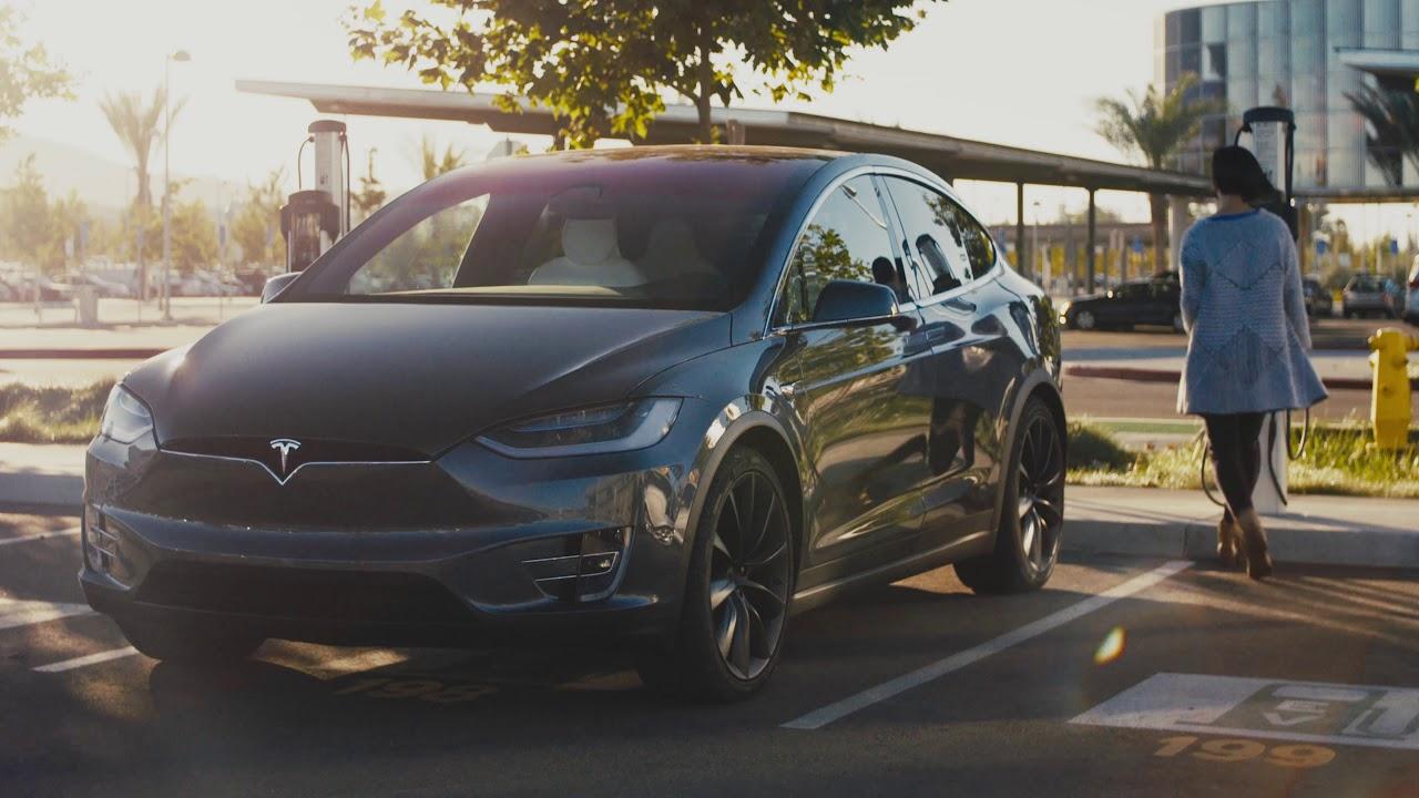 Model S+X Guide   Public Charging