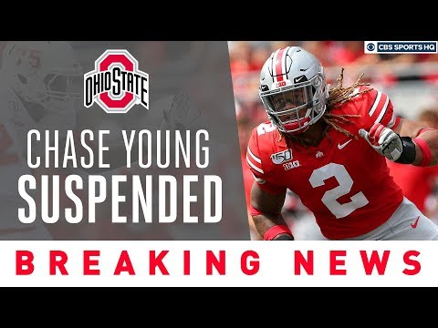 Open Mike - Ohio State Heisman Hopeful to Miss Game Due to Possible NCAA Infraction