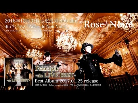 Rose Noire [Uncertainly] MV SPOT