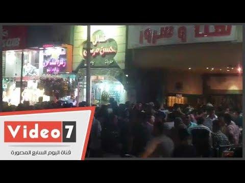 زحام شديد على سينمات وسط البلد فى أول أيام عيد الفطر  - 22:22-2018 / 6 / 15