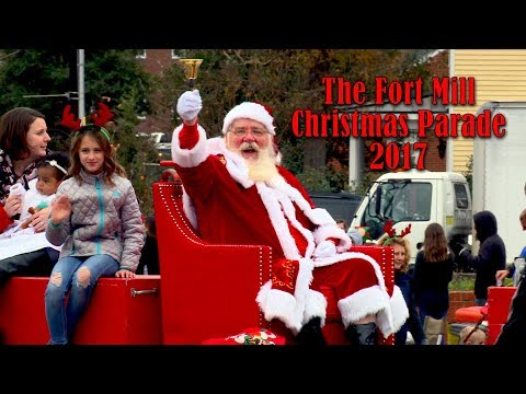 The 2017 Fort Mill Christmas Parade