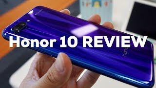Huawei Honor 10 Review: MY PERSONAL EXPERIENCE!