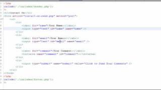 Send Email with PHP