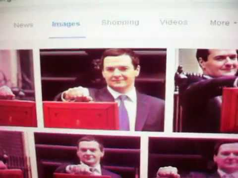 George Osborne INC pocket money FTSE100 Shares Hedge F & Rot