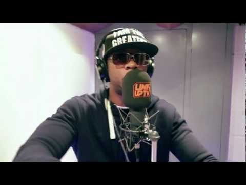 "Papoose ""Clique"" Freestyle On Link Up TV!"