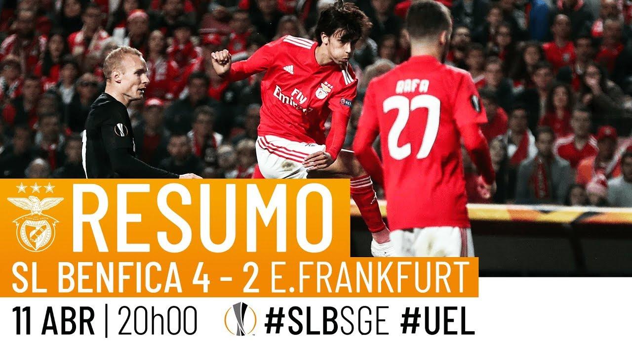 Eintracht Frankfurt Benfica LiГџabon