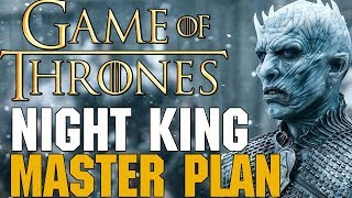 The Night King's Masterplan - Game of Thrones Theory/Q&A
