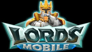 Lords Mobile : Deadly Colosseum Line-Up - One of the best FREE hero lineups.