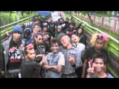 Indonesian Punk Rockers