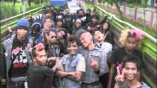 Indonesian Punk Rockers