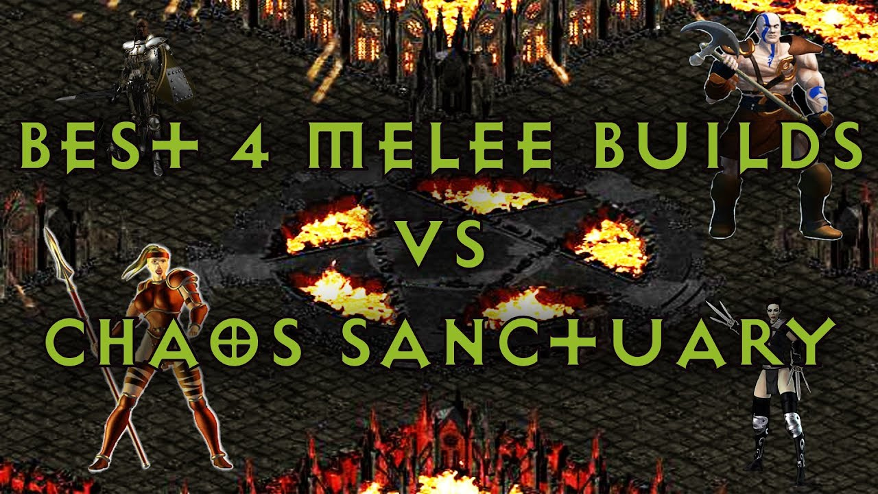Build of the Week S01E02: Melee Witch - YouTube |Chaos Witch Melee Build