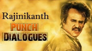 Super Star Rajinikanth Punch Dialogues || Back To Back || Birthday Special