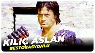 Kılıç Aslan | Cüneyt Arkın Eski Türk Filmi Tek Parça (Restorasyonlu)