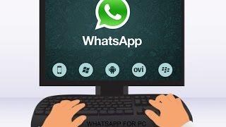 """Gambar cover Panduan Lengkap, Cara Install & Menjalankan """"WhatsApp"""" di Laptop/PC"""