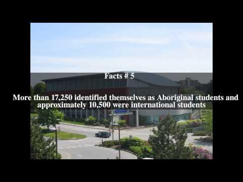 Higher education in British Columbia Top # 10 Facts
