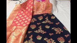 Banarasi Lehenga Choli Designs | Latest Semi-stitched Lehenga Collection (2019)