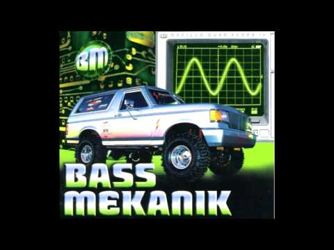 Bass Mekanik  Welcome Stranger