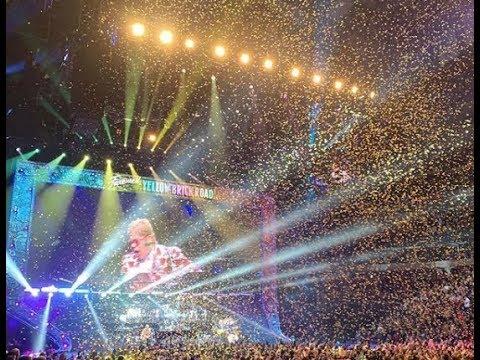 Jeff K - Elton John Wraps 1st Leg Of Farewell Tour With Emotional 2nd Night At AAC