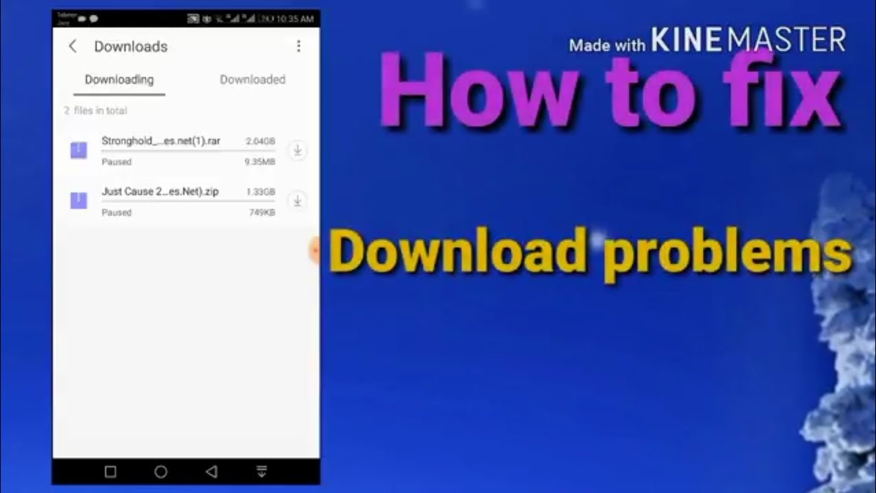 How to fix Download problem in [UC browser and any Browser ] must Watch