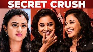 Sembaruthi Serial Aishwarya (Janani Ashok Kumar) Reveals Her Secret Crush!