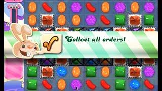 Candy Crush Saga Level 665 walkthrough